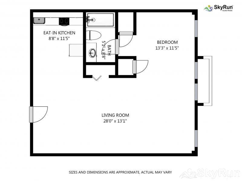Plaza del Sol Floorplan