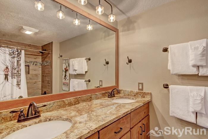 2054 The Pines Hall Bathroom
