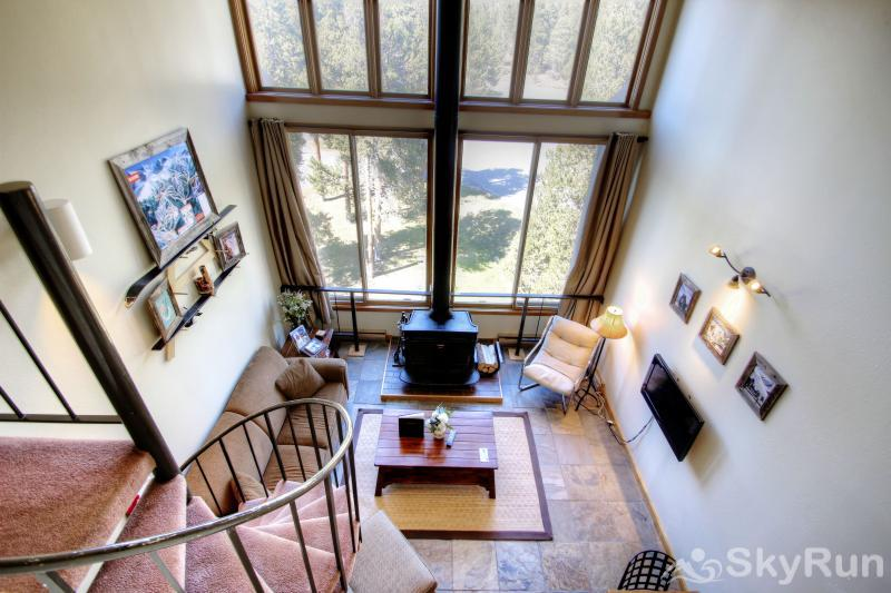 1804 Decatur Living Room Aerial View