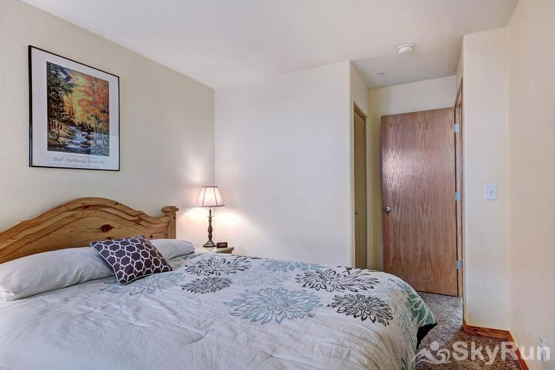A6 Gore Trail Guest bedroom