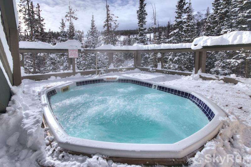 A6 Gore Trail Outdoor hot tubs