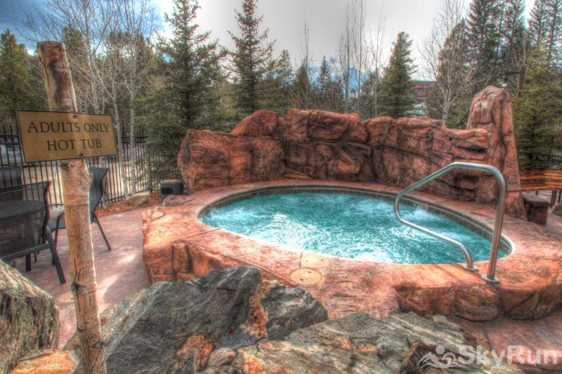 8890 The Springs Adults Only Private Hot Tub