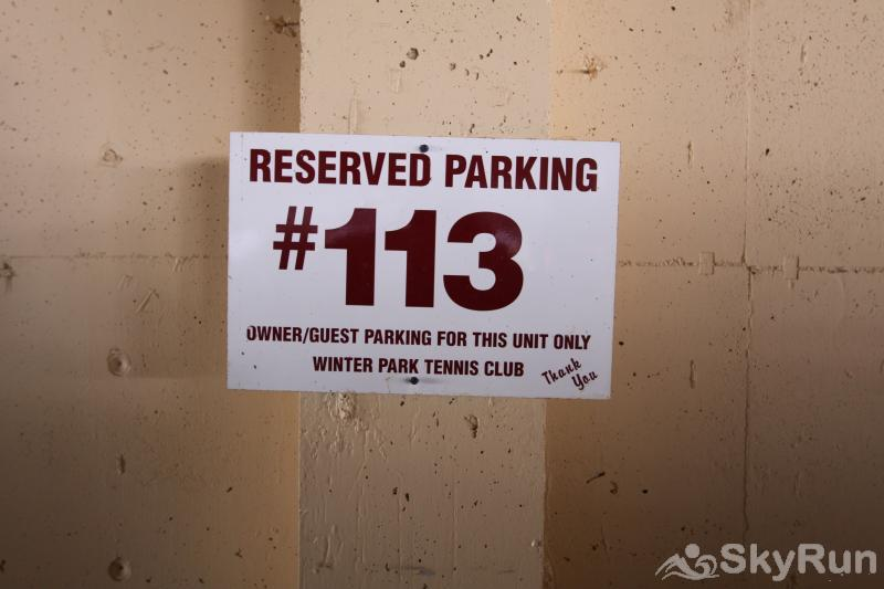 113B WPTC - Cranmer Rd Reserved parking