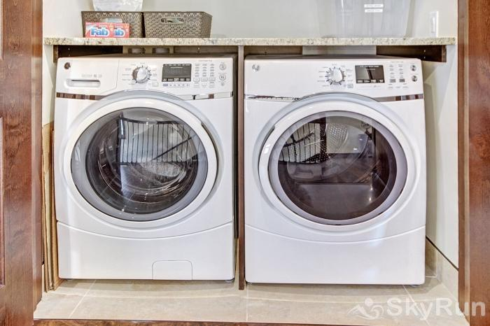 47 River Run Townhomes In-Unit Washer and Dryer