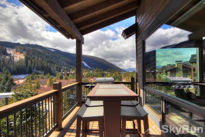 47 River Run Townhomes Back Deck