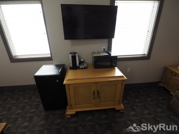 Apex Lodge Standard Room - 8 TV Unit