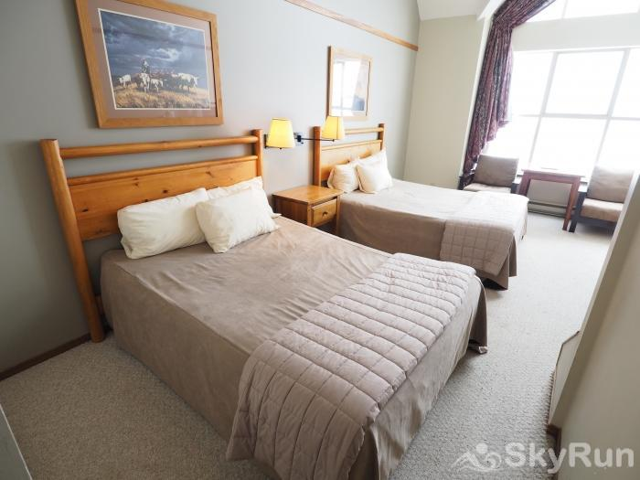 Apex Mountain Inn Standard Loft Suite 423 Queen beds