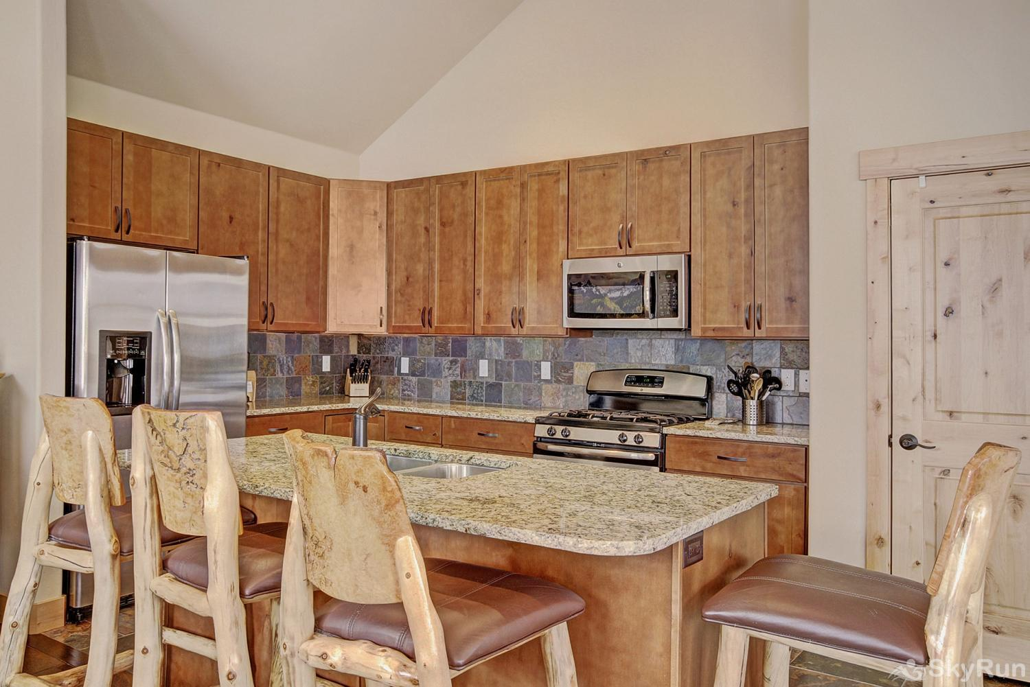 54 Frey Gulch Kitchen