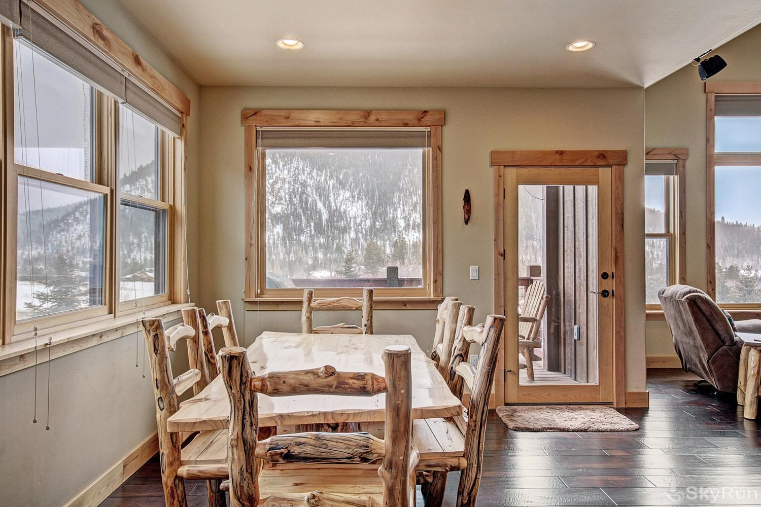 54 Frey Gulch Dining Room