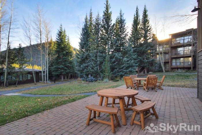 2019 Lodgepole Communal Picnic Tables