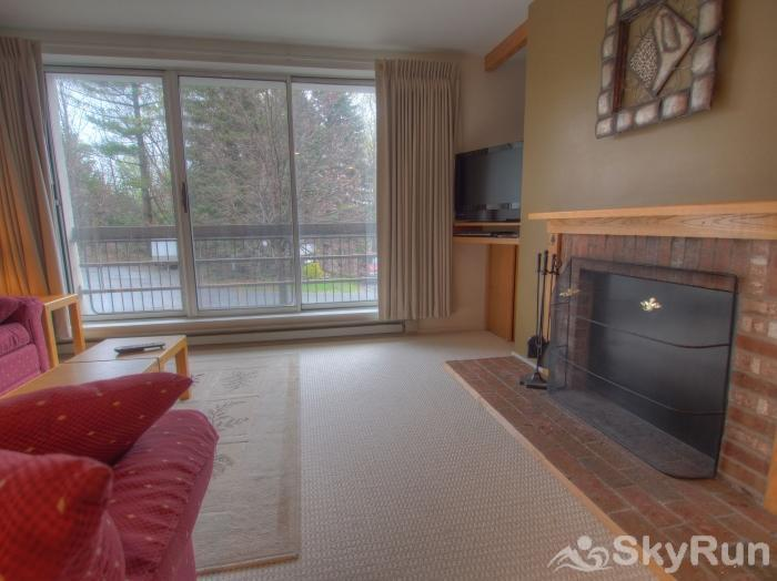 Sugarbush 1-bedroom Mountainside