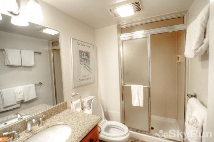 K1 Gore Creek Meadows Main Level Bathroom