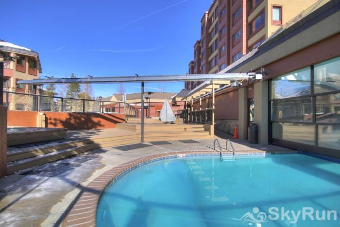 Village at Breck Antero 1503 On-site indoor/outdoor pool