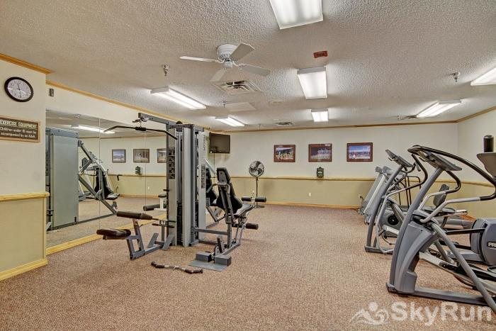 Village at Breck Antero 1503 On-site fitness center