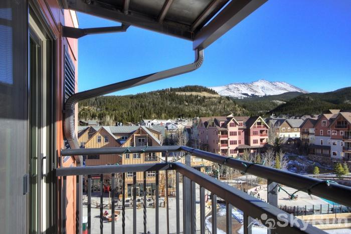 Village at Breck Antero 1503 Easy access to the Town of Breckenridge, walk to Main Street!