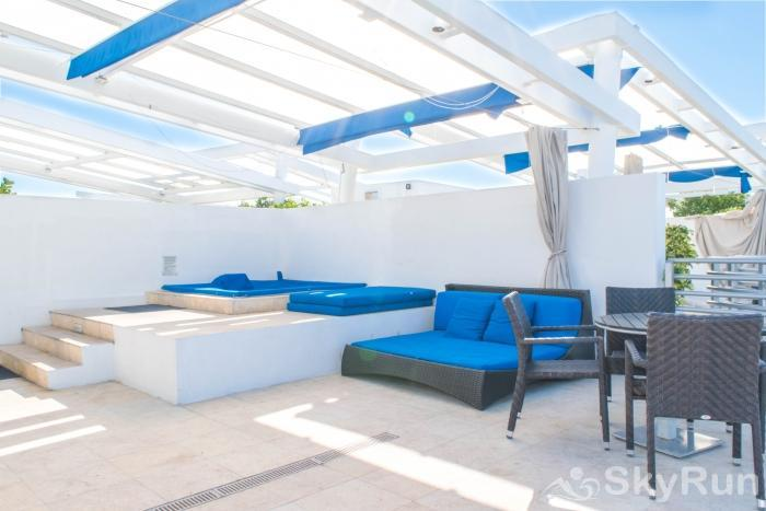 Penthouse De Soleil South Beach - on Ocean Drive Miami Beach Your Own Indoor / Outdoor Space!