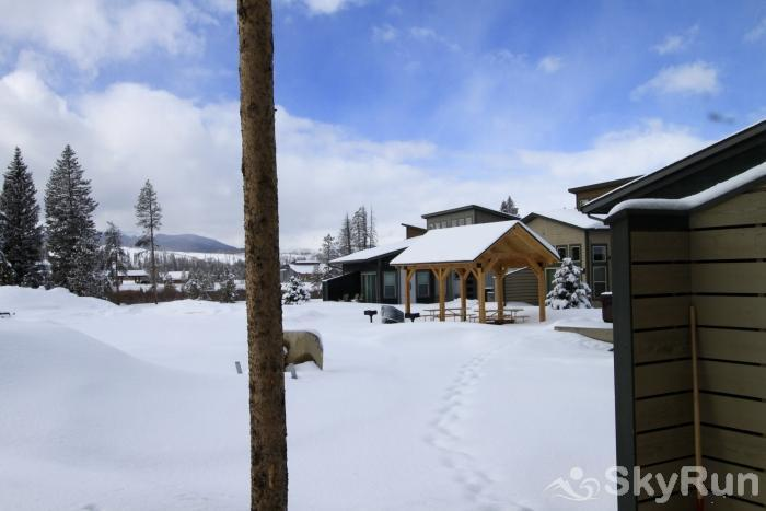 Location! Walk to restaurants, grocery, ski bus stop