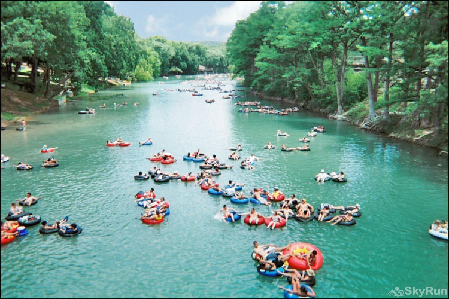 DUKE'S HORSESHOE HOUSE Popular Area for Tubing and Rafting