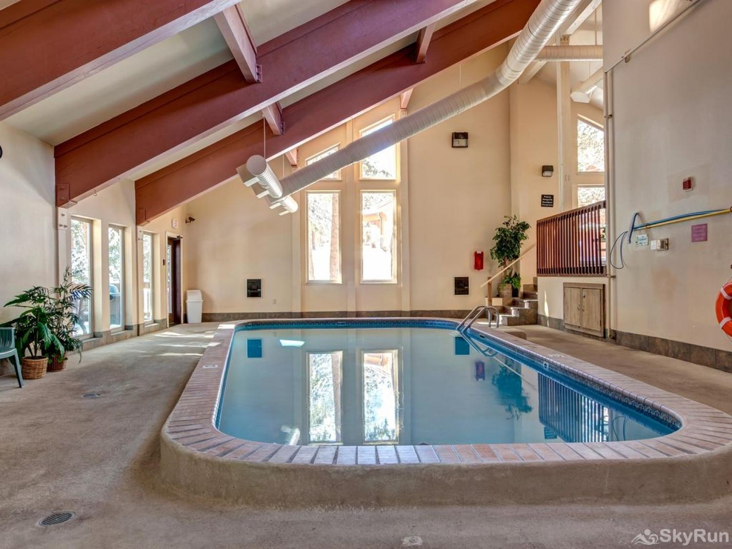 Tyra Summit A2A Shared on site pool and hot tub facility
