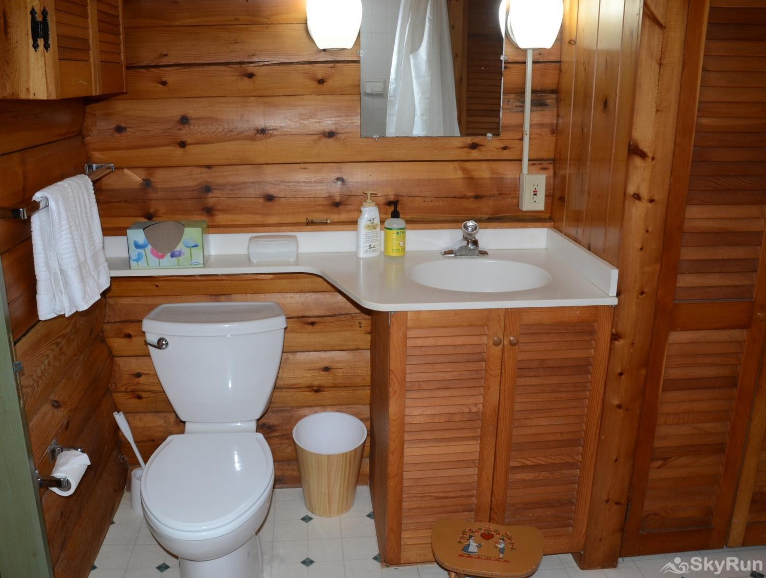 Norwegian Lane House Bathroom