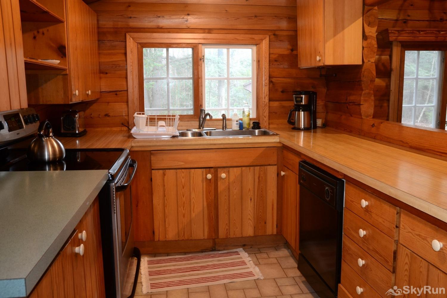 Norwegian Lane House Fully-equipped kitchen