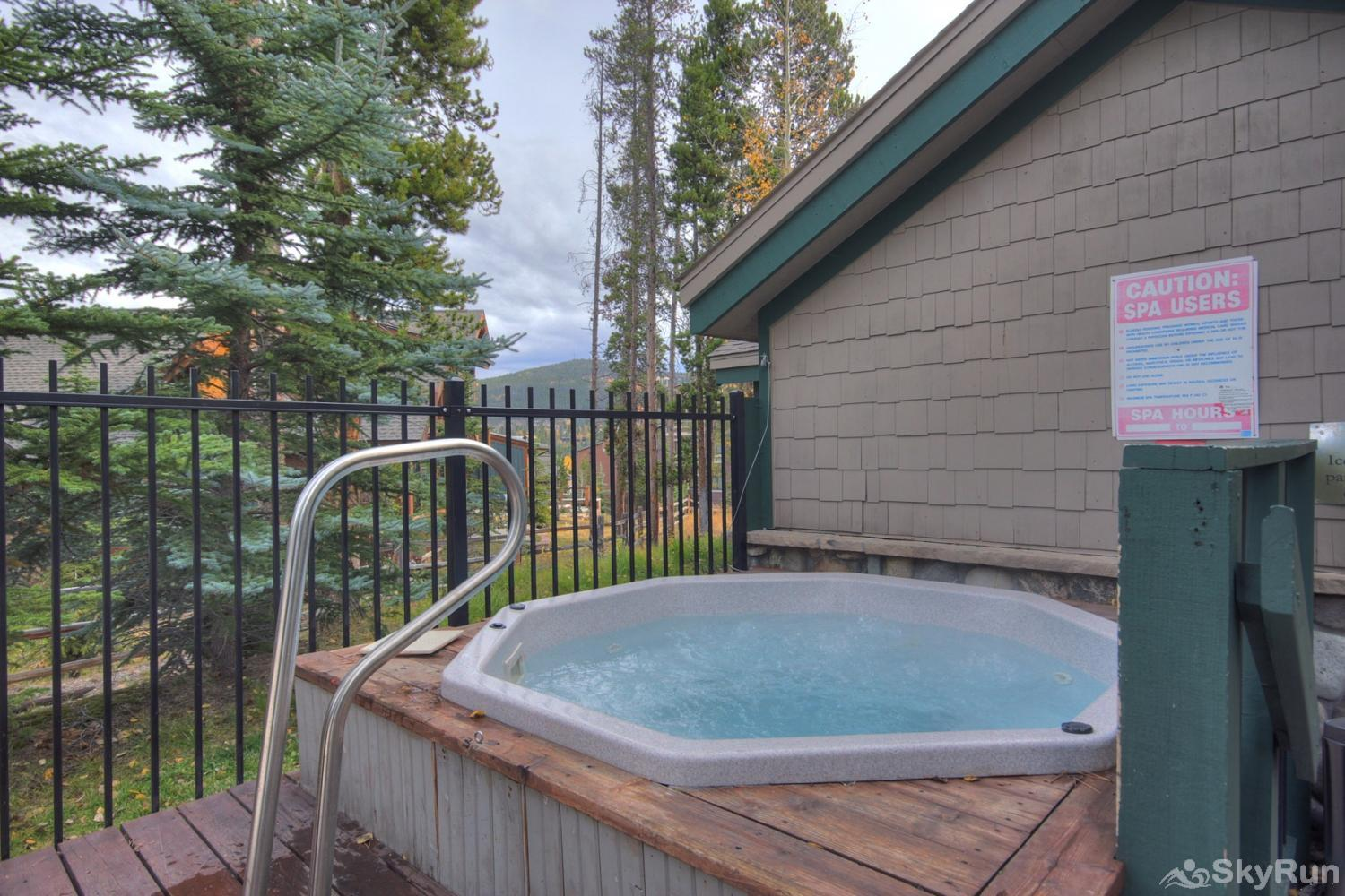 Twin Elk Lodge D16 Enjoy access to Twin Elk outdoor hot tub