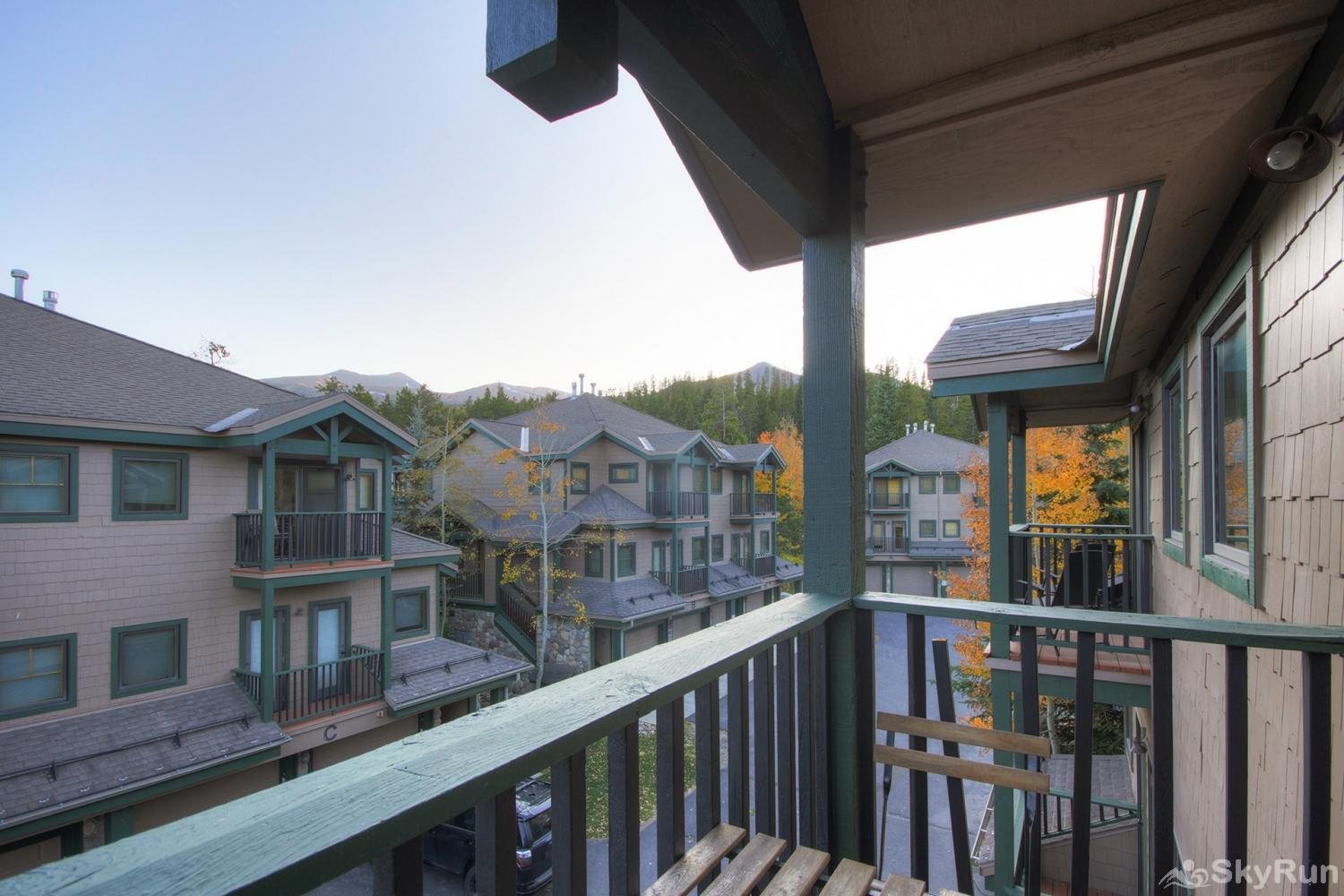 Twin Elk Lodge D16 Breckenridge condo close to town!