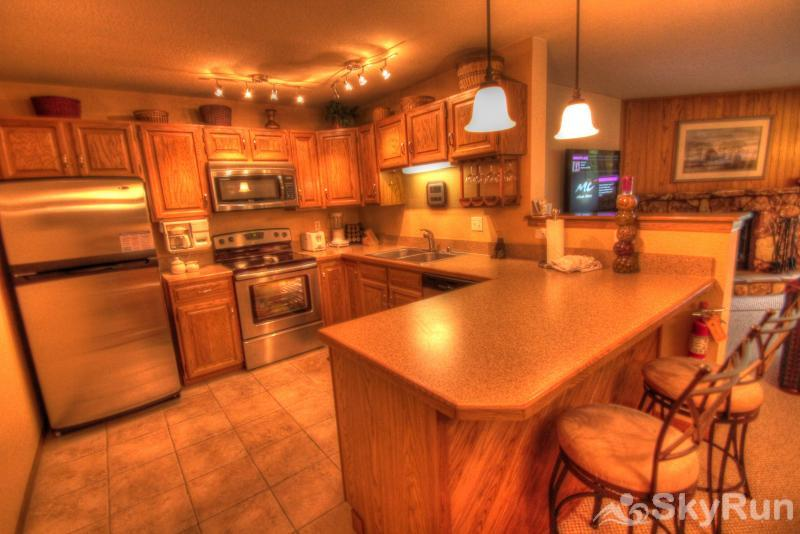 204 Snowdance Manor Kitchen
