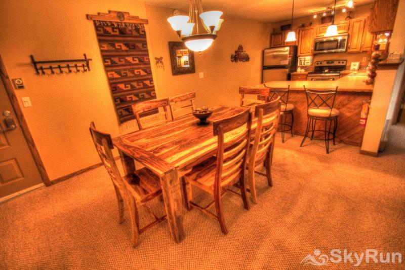 204 Snowdance Manor Dining Room