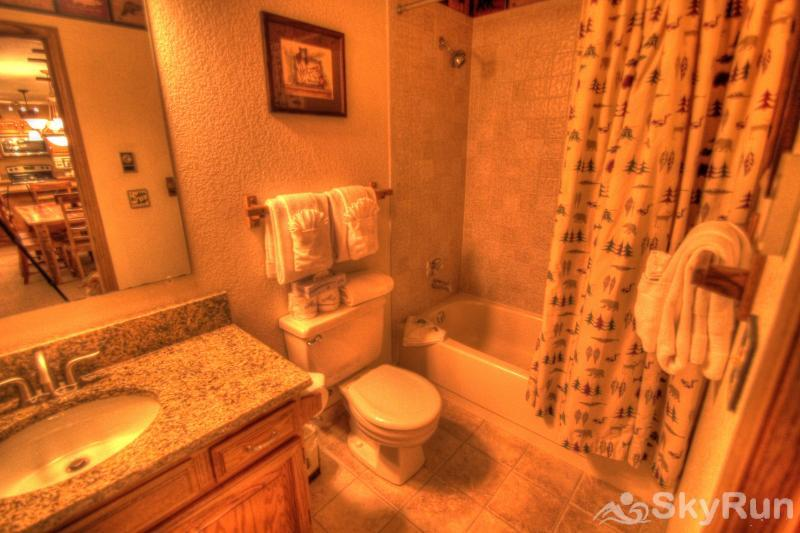 204 Snowdance Manor Guest Bathroom