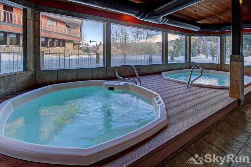 Sawmill 316 Indoor Hot Tub