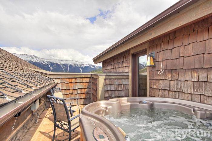 LR932 Cloud Nine at Copper Private Hot Tub