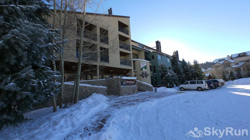 TL505 Telemark Lodge 1BR 2BA Fox Pine Inn - you'll check in with us here
