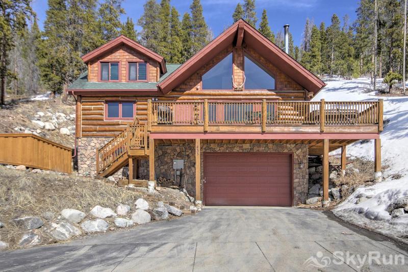 Breckenridge Colorado Vacation Home Barton Cabin