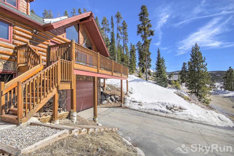 Breckenridge colorado vacation home barton cabin for Breckenridge colorado cabins