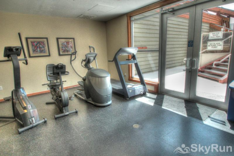 CO515 Copper One 1BR 1BA Fitness Center
