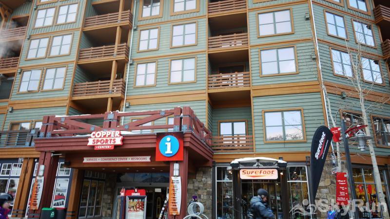 CO515 Copper One 1BR 1BA Shopping in your building
