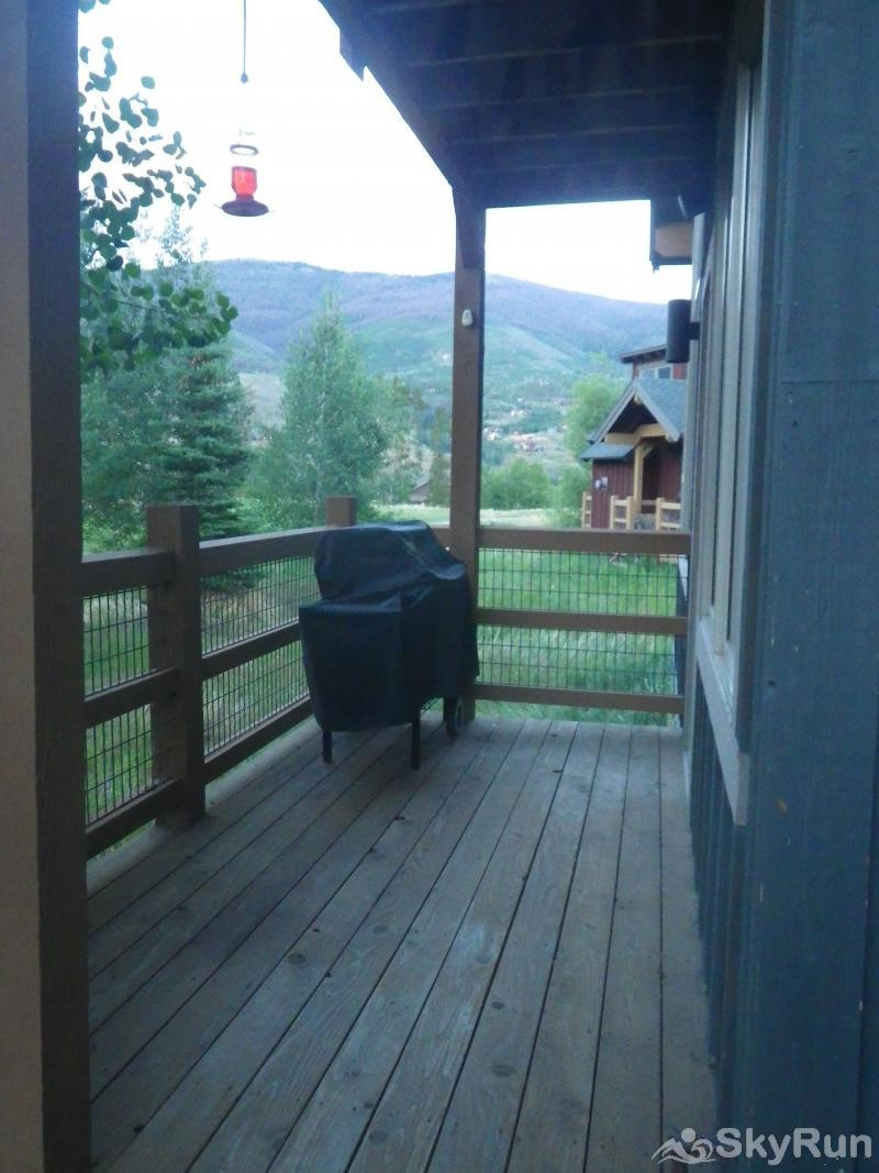 EN402 Ranch at Eagles Nest 3BR 4BA Private deck with BBQ