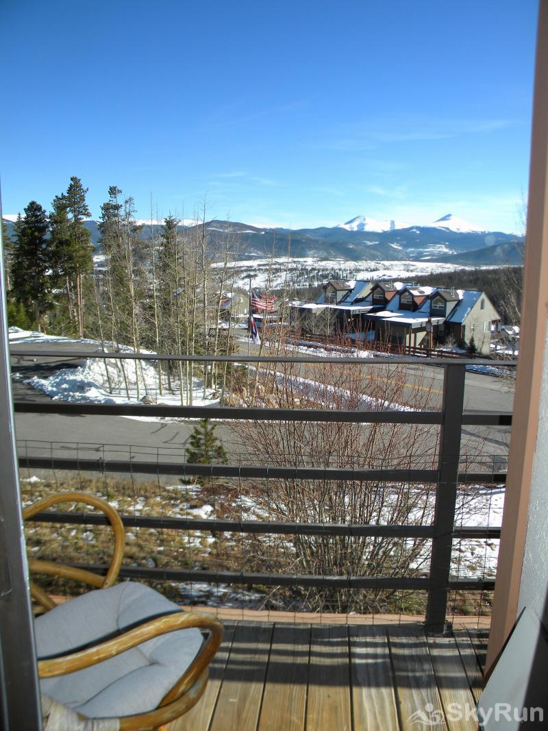 BB204 Buffalo Village 2BR 2BA Private Deck with Mountain Views