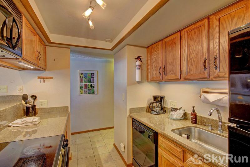 241C Mountain Side 2BR 2BA Updated kitchen