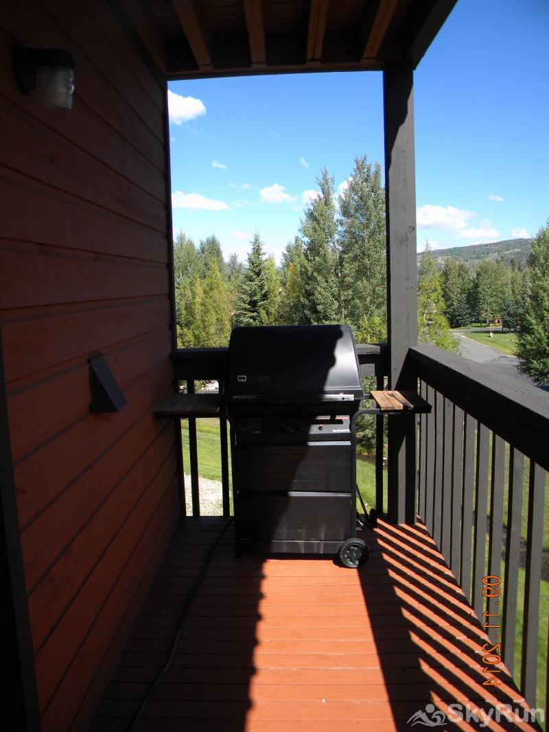 241C Mountain Side 2BR 2BA BBQ on Spacious Deck.