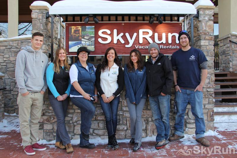 241C Mountain Side 2BR 2BA SkyRun's Full Time Staff