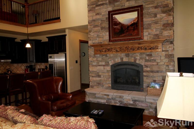 Stillwater Shores 1273 Fireplace