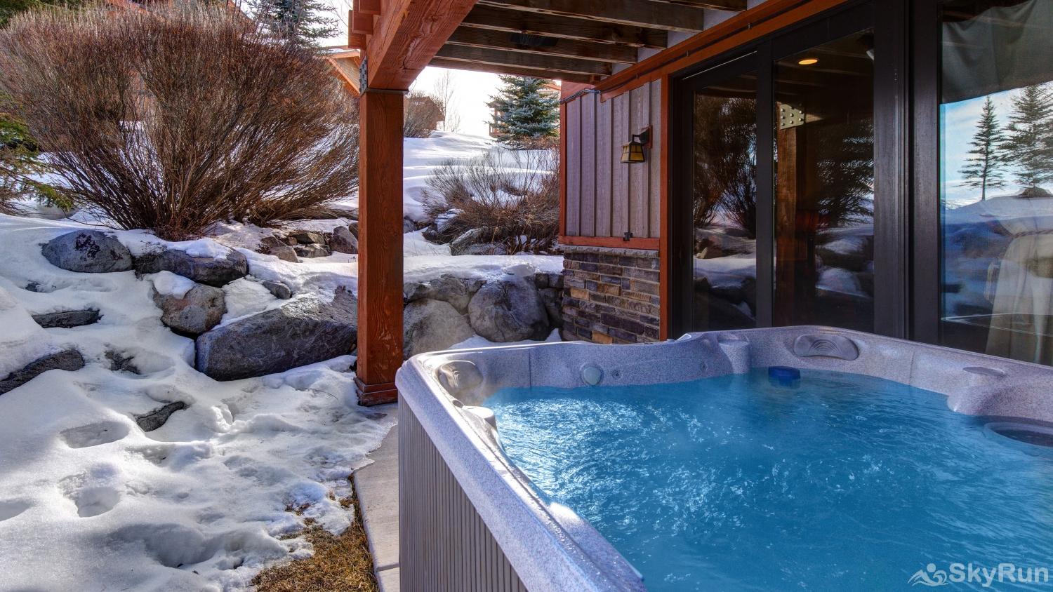 Stillwater Shores 1273 Secluded Hot Tub