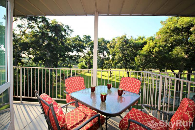 WATERWHEEL RIVER CONDO Condo on Second Floor Overlooking Picnic Tables and Pool
