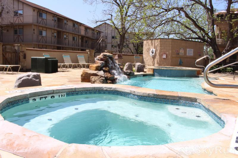 WATERWHEEL RIVER CONDO One of Two Available Swimming Pools