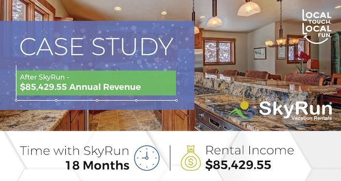 Vacation Rental Case Study: 18 Months | $85,429.55 Rental Income
