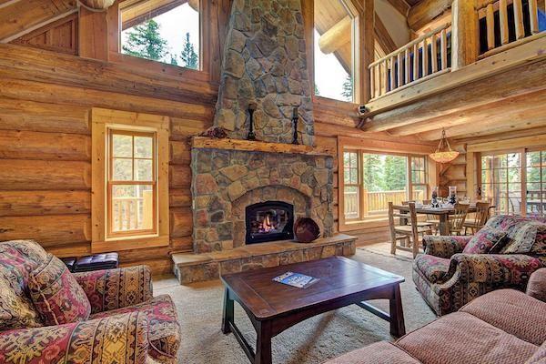 10 SkyRun Rustic Cabins