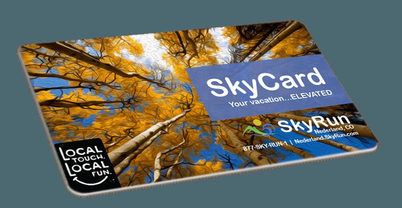 The SkyRun SkyCard