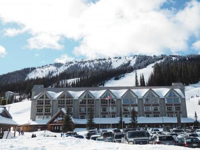 Apex Mountain Inn Suite 217-218